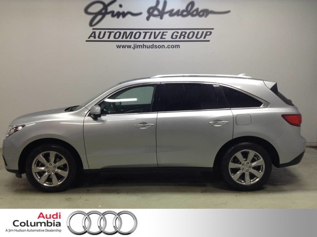 Used 2016 Acura MDX MDX SH-AWD with Advance Package SUV in Columbia, SC