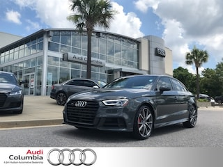 New 2018 Audi S3 2.0T Premium Plus Sedan in Columbia SC