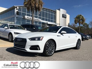New 2018 Audi A5 2.0T Premium Plus Sportback in Columbia SC