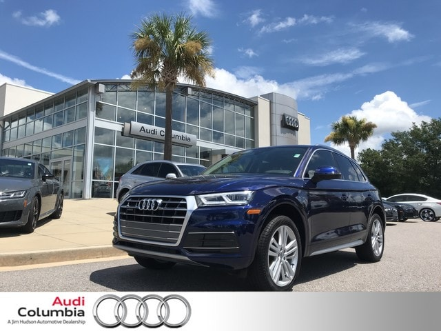 Audi Q In Columbia SC Jim Hudson Audi Serving Lexington - Audi columbia sc