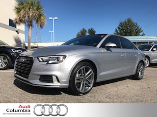 New 2018 Audi A3 2.0T Sedan in Columbia SC