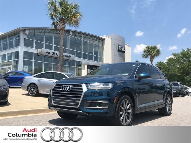 2018 Audi Q7 2.0T Premium Plus SUV in Columbia SC