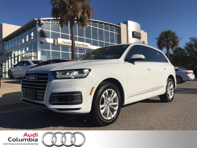 2018 Audi Q7 3.0T Premium Plus SUV in Columbia SC