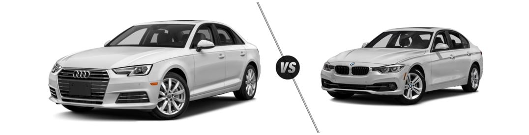 Audi A4 Vs Bmw 3 Series New Audi A4 Audi Columbia Sc