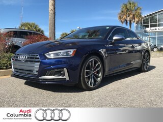 New 2018 Audi S5 3.0T Prestige Coupe in Columbia SC