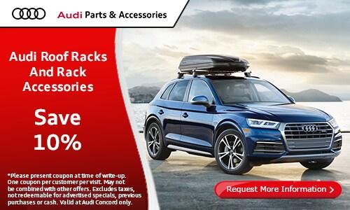 Audi Roof Racks