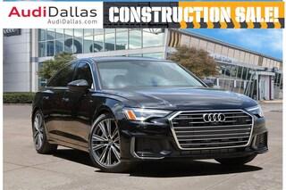 New 2019 Audi A6 3.0T Premium Plus Sedan For Sale Dallas TX