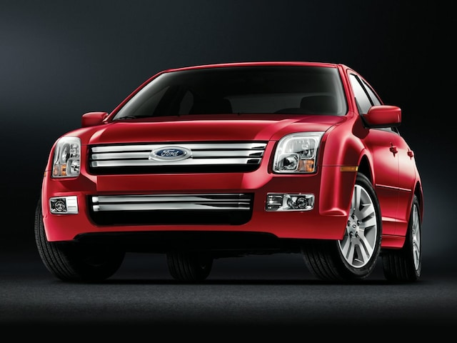 2008 Ford Fusion SEL Sedan