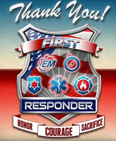 FREE Oil Change for First Responders & Medical workers