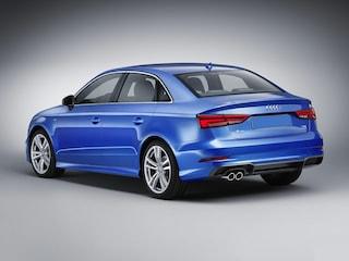 2018 Audi A3 2.0T Premium Fronttrak Sedan