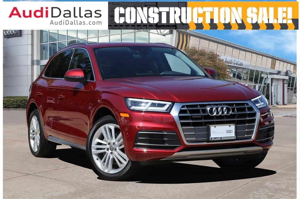 Used 2018 Audi Q5 in Dallas TX | WA1BNAFY5J2206766 For Sale at Audi Dallas