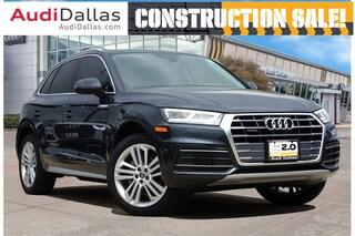 New 2019 Audi Q5 2.0T Premium Plus SUV For Sale Dallas TX