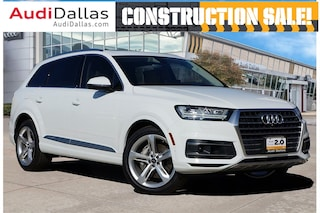 New 2019 Audi Q7 3.0T Prestige SUV For Sale Dallas TX