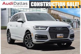 New 2019 Audi Q7 3.0T Premium Plus SUV For Sale Dallas TX