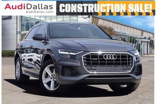 New 2019 Audi Q8 3.0T Premium SUV For Sale Dallas TX