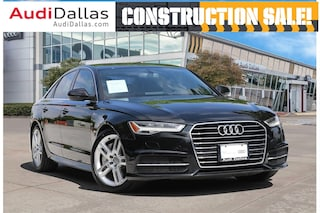 2016 Audi A6 3.0T Premium Plus Quattro w/ Navigation Sedan