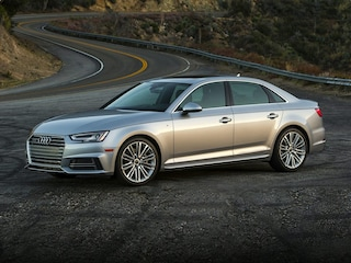2018 Audi A4 2.0T Quattro w/ Navigation Sedan