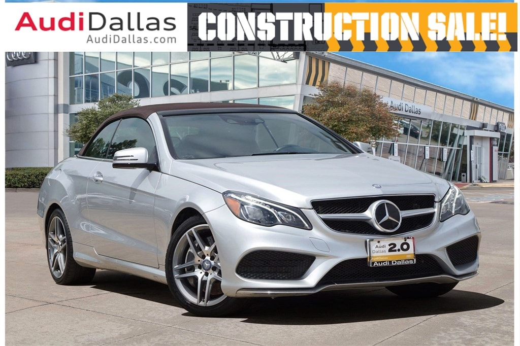 Mercedes Benz Dallas >> Used 2014 Mercedes Benz E Class In Dallas Tx Wddkk7df9ef226316 For Sale At Audi Dallas