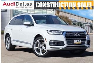 New 2019 Audi Q7 3.0T Prestige SUV For Sale Dallas TX