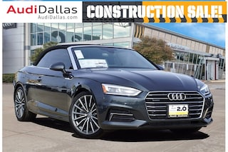 New 2019 Audi A5 2.0T Premium Plus Cabriolet For Sale Dallas TX