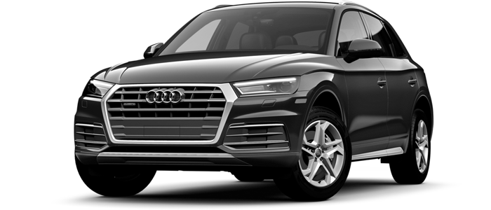New 2018 Audi Q5 at Audi Des Moines