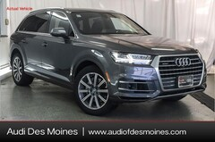 New 2019 Audi Q7 3.0T Premium Plus SUV For sale in Des Moines, IA