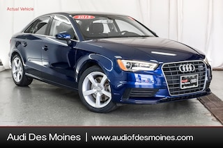 Certified PreOwned Audi For Sale In Johnston Used Audi A A A - Pre owned audi