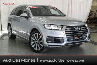 Certified Pre-Owned 2018 Audi Q7 3.0T Prestige SUV Johnston, IA