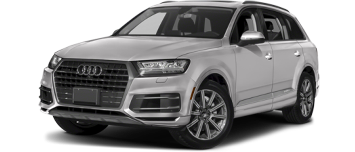 New 2018 Audi Q7 at Audi Des Moines