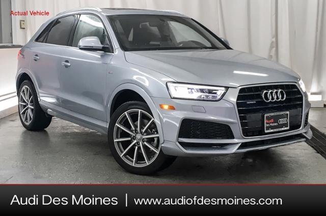 New Audi Q5 2018 Audi Q3 2.0T Sport Premium SUV for sale in Calabasas, CA