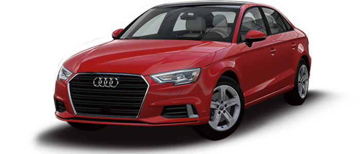 New 2018 Audi A3 at Audi Des Moines