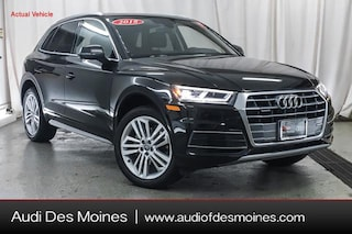 Certified Pre-Owned 2018 Audi Q5 2.0T Premium Plus SUV Johnston, IA