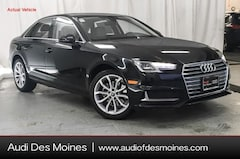 New 2019 Audi A4 2.0T Premium Sedan For sale in Des Moines, IA