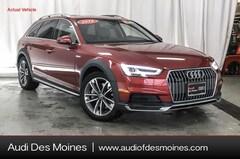 Certified Pre-Owned 2018 Audi A4 allroad 2.0T Premium Wagon Johnston, IA