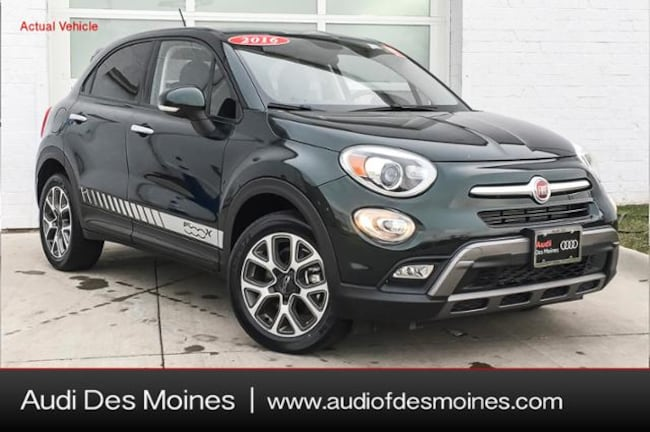 2016 FIAT 500X Trekking SUV Johnston, IA