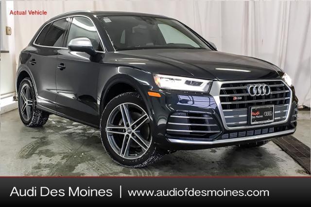 New Audi Lease & Finance Offers 2019 Audi SQ5 3.0T Premium Plus SUV in Calabasas, CA