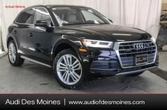 New 2019 Audi Q5 2.0T Premium Plus SUV For sale in Des Moines, IA