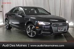 New 2018 Audi A4 2.0T Premium Plus Sedan For sale in Des Moines, IA