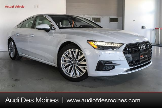 New Audi Lease & Finance Offers 2019 Audi A7 3.0T Premium Plus Hatchback in Calabasas, CA