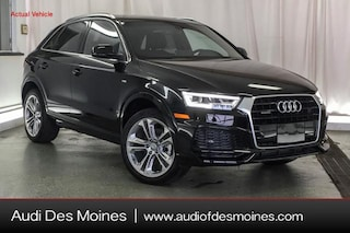 New 2018 Audi Q3 2.0T Sport Premium SUV Des Moines