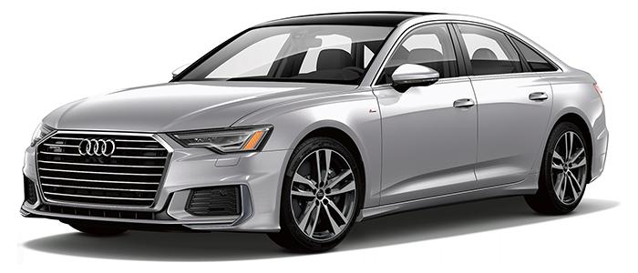 New 2018 Audi A6 at Audi Des Moines