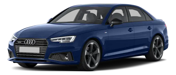 New 2018 Audi A4 at Audi Des Moines