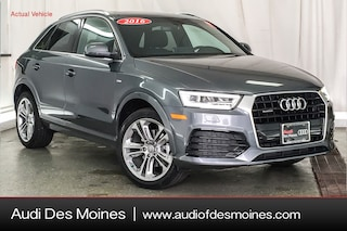 Certified Pre-Owned 2016 Audi Q3 2.0T Prestige SUV Johnston, IA