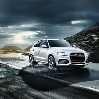 Audi Q3 quattro® All-Wheel Drive
