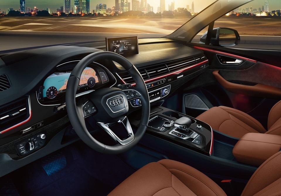 New Audi Q7 For Sale In Des Moines Ia Audi Des Moines