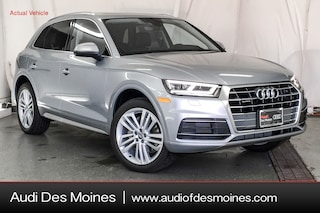 2018 Audi Q5 2.0T Tech Premium SUV Johnston, IA