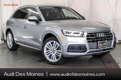 New 2018 Audi Q5 2.0T Tech Premium SUV For sale in Des Moines, IA
