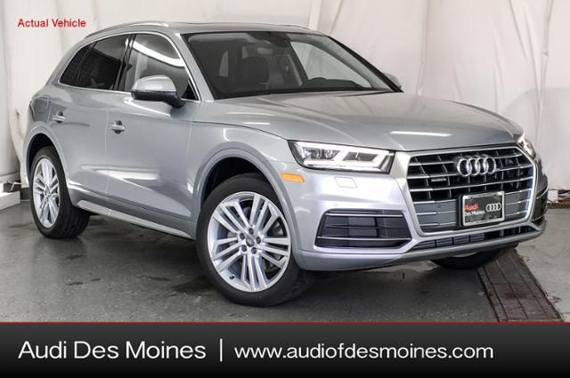 New Audi Q5 2018 Audi Q5 2.0T Tech Premium SUV for sale in Calabasas, CA