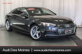 Certified Pre-Owned 2018 Audi A5 2.0T Premium Sportback Johnston, IA