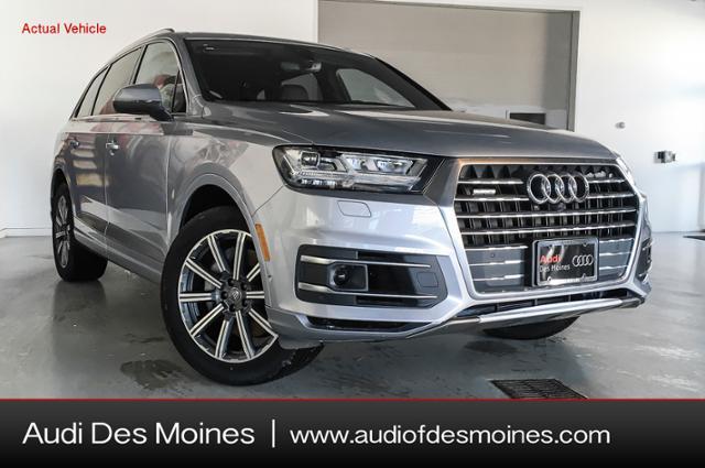 New 2019 Audi Q7 3.0T Premium Plus SUV Des Moines